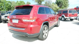 2014 Jeep Grand Cherokee WK MY2014 Limited Red 8 Speed Sports Automatic Wagon