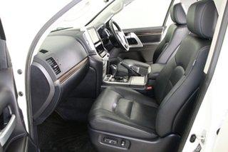 2017 Toyota Landcruiser VDJ200R MY16 VX (4x4) Crystal Pearl 6 Speed Automatic Wagon