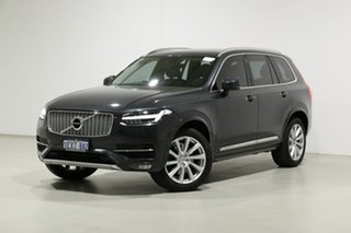 2015 Volvo XC90 256 MY16 D5 2.0 Inscription Grey 8 Speed Automatic Wagon.