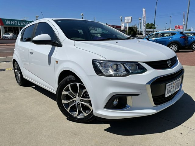 Used Holden Barina TM MY18 LS Victoria Park, 2018 Holden Barina TM MY18 LS White 6 Speed Automatic Hatchback