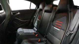 2016 Mercedes-Benz A-Class W176 807MY A180 D-CT Grey 7 Speed Sports Automatic Dual Clutch Hatchback