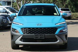 2021 Hyundai Kona Os.v4 MY21 Active 2WD Dive in Jeju 8 Speed Constant Variable Wagon