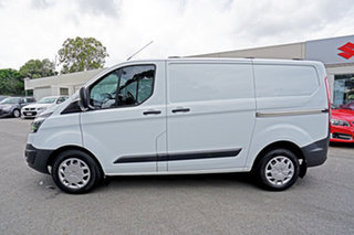 2017 Ford Transit Custom VN 290S Low Roof SWB Frozen White 6 Speed Automatic Van