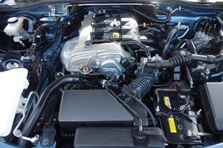 2015 Mazda MX-5 ND GT SKYACTIV-Drive Blue 6 Speed Sports Automatic Roadster