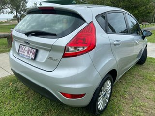 2012 Ford Fiesta WT LX PwrShift Silver 6 Speed Sports Automatic Dual Clutch Hatchback