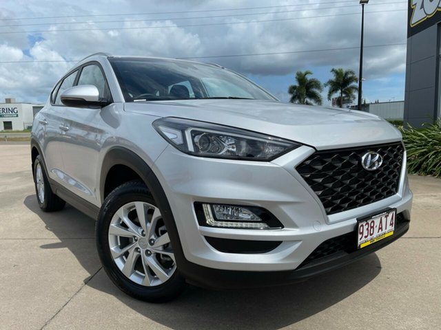 Used Hyundai Tucson TL4 MY20 Active 2WD Townsville, 2019 Hyundai Tucson TL4 MY20 Active 2WD Silver/140120 6 Speed Automatic Wagon