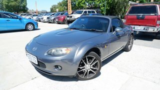 2006 Mazda MX-5 NC30F1 Grey 6 Speed Sports Automatic Softtop.