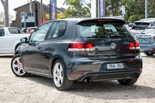 2011 Volkswagen Golf VI MY11 GTI DSG Grey 6 Speed Sports Automatic Dual Clutch Hatchback.