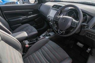 2019 Mitsubishi ASX XD MY20 GSR 2WD Orange 6 Speed Constant Variable Wagon