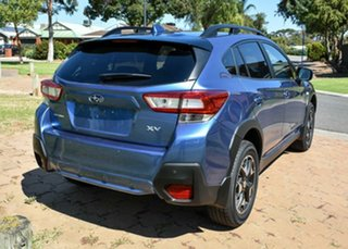 2018 Subaru XV G5X MY18 2.0i Lineartronic AWD Blue 7 Speed Constant Variable Wagon