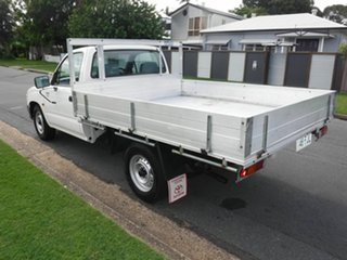 1999 Toyota Hilux RZN147R Workmate White 5 Speed Manual Cab Chassis