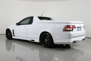 2012 Holden Special Vehicles Maloo E3 MY12.5 R8 Heron White 6 Speed Automatic Utility