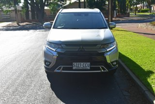 2019 Mitsubishi Outlander ZL MY19 LS 2WD Silver 6 Speed Constant Variable Wagon.