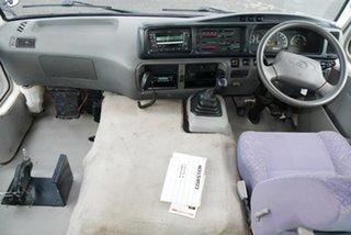 2011 Toyota Coaster XZB50R 07 Upgrade Standard (LWB) White 5 Speed Manual Bus