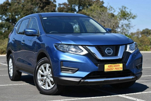 Used Nissan X-Trail T32 Series II TS X-tronic 4WD Enfield, 2019 Nissan X-Trail T32 Series II TS X-tronic 4WD Blue 7 Speed Constant Variable Wagon