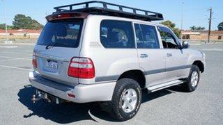 2003 Toyota Landcruiser UZJ100R GXL Light Grey 5 Speed Automatic Wagon