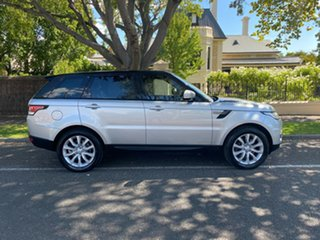2015 Land Rover Range Rover Sport L494 16MY SE Silver 8 Speed Sports Automatic Wagon
