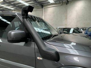 2013 Mitsubishi Pajero NW MY13 GLX-R Grey 5 Speed Sports Automatic Wagon