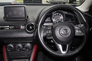 2016 Mazda CX-3 DK2W76 Akari SKYACTIV-MT Blue 6 Speed Manual Wagon