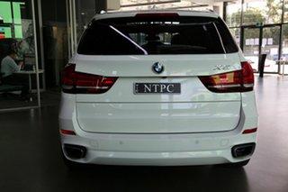 2018 BMW X5 F15 xDrive30d White 8 Speed Sports Automatic Wagon