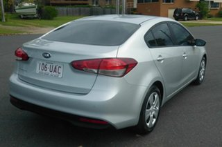 2017 Kia Cerato YD MY17 S Silver 6 Speed Sports Automatic Sedan.