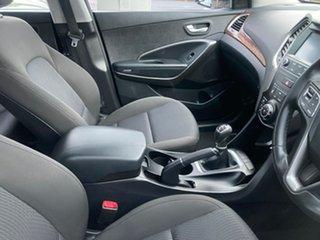 2016 Hyundai Santa Fe DM3 MY16 Active White 6 Speed Manual Wagon