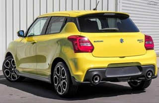 2021 Suzuki Swift AZ Series II Sport Champion Yellow 6 Speed Sports Automatic Hatchback.
