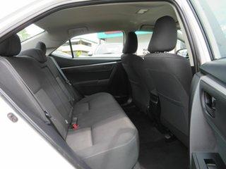 2019 Toyota Corolla ZRE172R Ascent S-CVT White 7 Speed Constant Variable Sedan