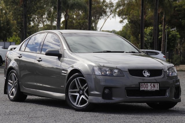 Used Holden Commodore VE II MY12 SV6 Beaudesert, 2012 Holden Commodore VE II MY12 SV6 Grey 6 Speed Sports Automatic Sedan