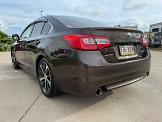 2017 Subaru Liberty B6 MY17 2.5i CVT AWD Premium Brown/300617 6 Speed Constant Variable Sedan