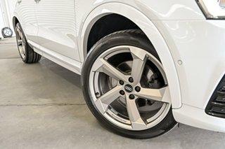 2016 Audi Q3 8U MY16 TFSI S Tronic Quattro Sport White 7 Speed Sports Automatic Dual Clutch Wagon.