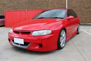 2000 Holden Special Vehicles ClubSport VTII Red 4 Speed Automatic Sedan