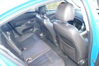 2013 Holden Cruze JH MY14 CDX Blue 6 Speed Automatic Sedan