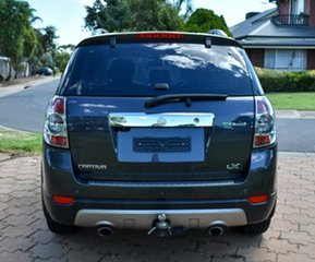 2012 Holden Captiva CG Series II 7 AWD LX Grey 6 Speed Sports Automatic Wagon