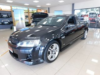 2009 Holden Ute VE MY09.5 SS Black 6 Speed Manual Utility.