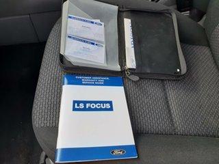 2006 Ford Focus LS CL Gray Black 5 Speed Manual Sedan