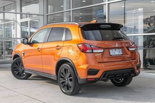 2019 Mitsubishi ASX XD MY20 GSR 2WD Orange 6 Speed Constant Variable Wagon