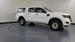 2018 Ford Ranger PX MkII MY18 XL 2.2 (4x4) White 6 Speed Automatic Crew Cab Utility