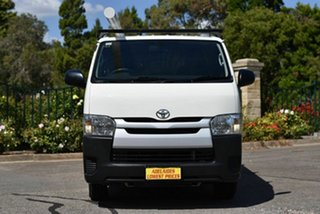 2014 Toyota HiAce TRH201R MY14 LWB White 4 Speed Automatic Van.