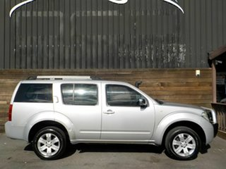 2005 Nissan Pathfinder R51 TI Silver 5 Speed Sports Automatic Wagon