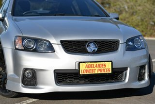 2012 Holden Commodore VE II MY12 SS V Silver 6 Speed Sports Automatic Sedan