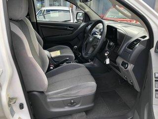 2012 Holden Colorado RG MY13 LTZ Crew Cab 4x2 White 5 Speed Manual Utility