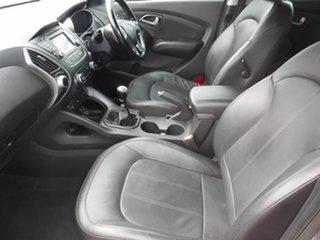 2015 Hyundai ix35 Series II SE Grey 6 Speed Manual Wagon