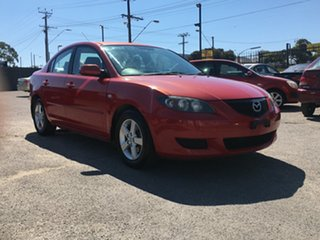 2005 Mazda 3 BK10F1 Maxx 5 Speed Manual Sedan.