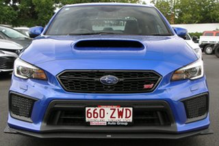 2019 Subaru WRX V1 MY20 STI AWD spec.R Blue 6 Speed Manual Sedan.