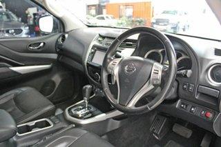 2017 Nissan Navara D23 Series II ST-X (4x4) Silver 7 Speed Automatic Dual Cab Utility