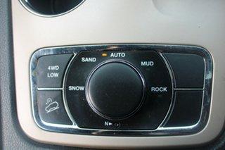 2013 Jeep Grand Cherokee WK MY14 Laredo (4x4) Black 8 Speed Automatic Wagon