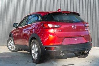 2021 Mazda CX-3 CX-3 F 6AUTO AKARI LE PETROL FWD Soul Red Crystal Wagon