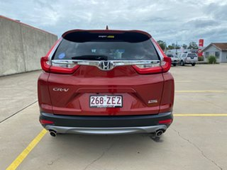 2019 Honda CR-V RW MY20 VTi-S 4WD Red 1 Speed Constant Variable Wagon