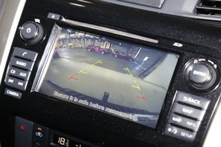 2017 Nissan Navara D23 S2 ST-X 4x2 Gold 7 Speed Sports Automatic Utility